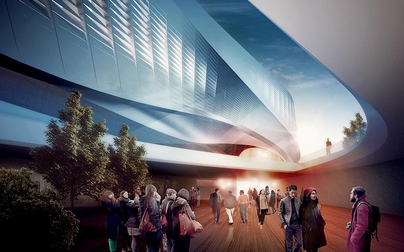 New Opera Marseille